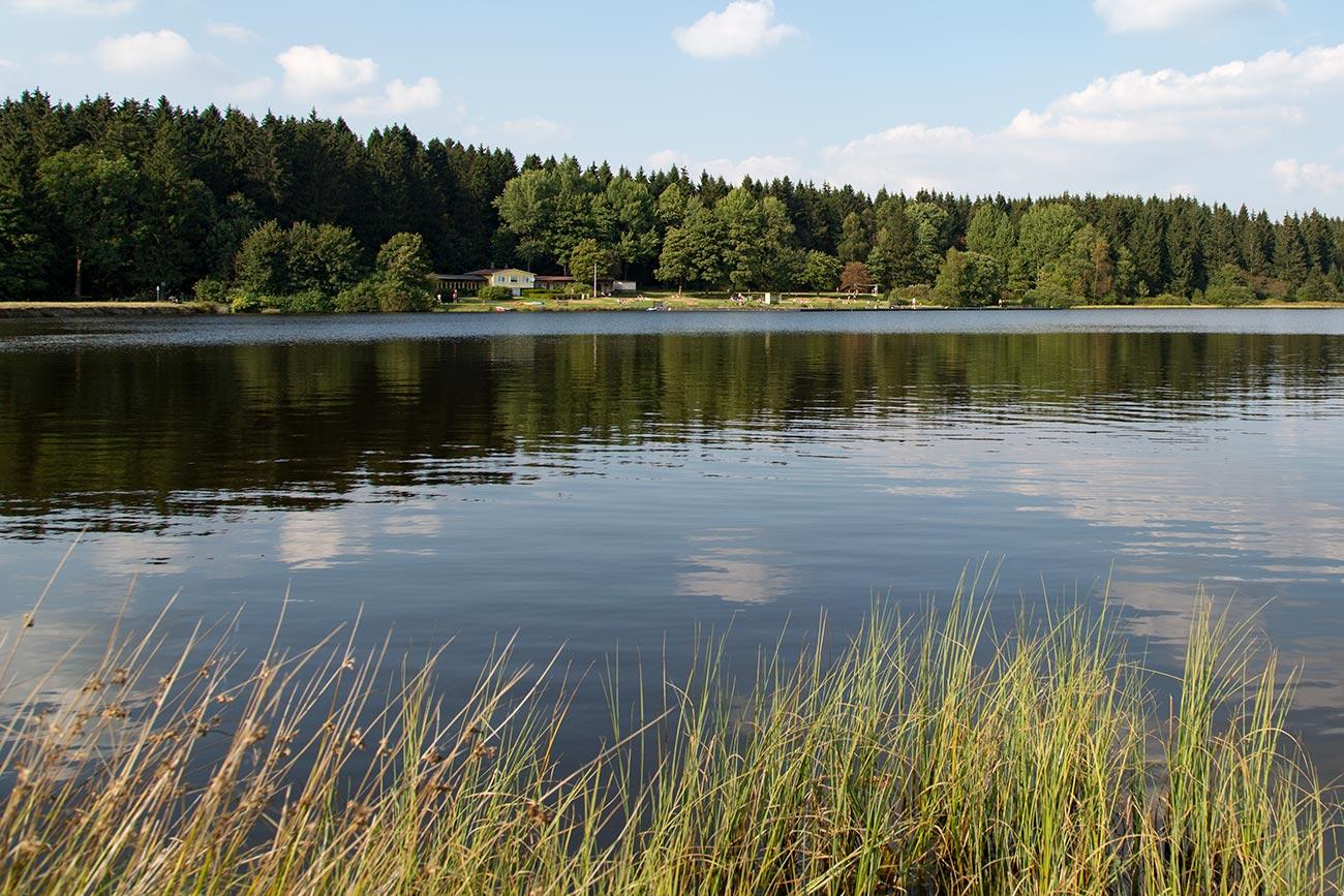 Waldseebad in Clausthal Zellerfeld