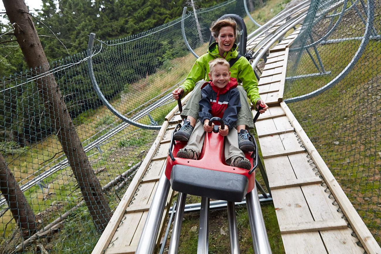 Familienurlaub - Bocksberg Bahn Hahnenklee