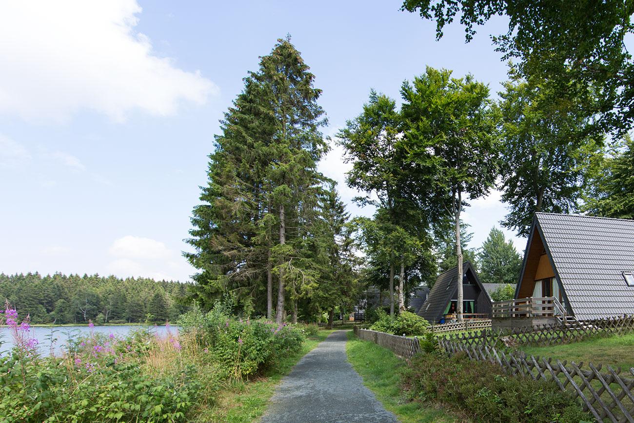 Ferienpark am Waldsee Bildergalerie
