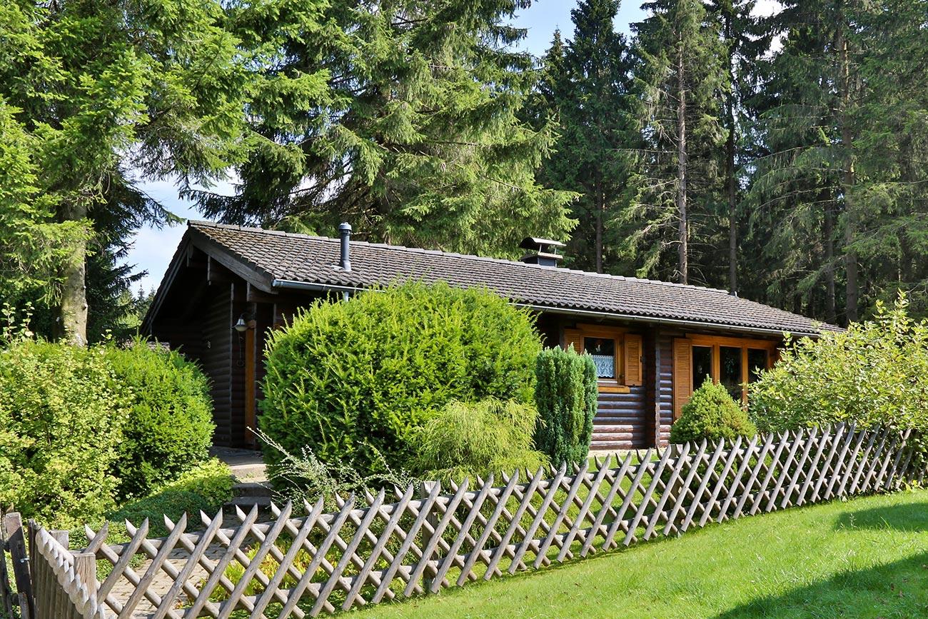 Kaminhaus im Ferienpark Waldsee