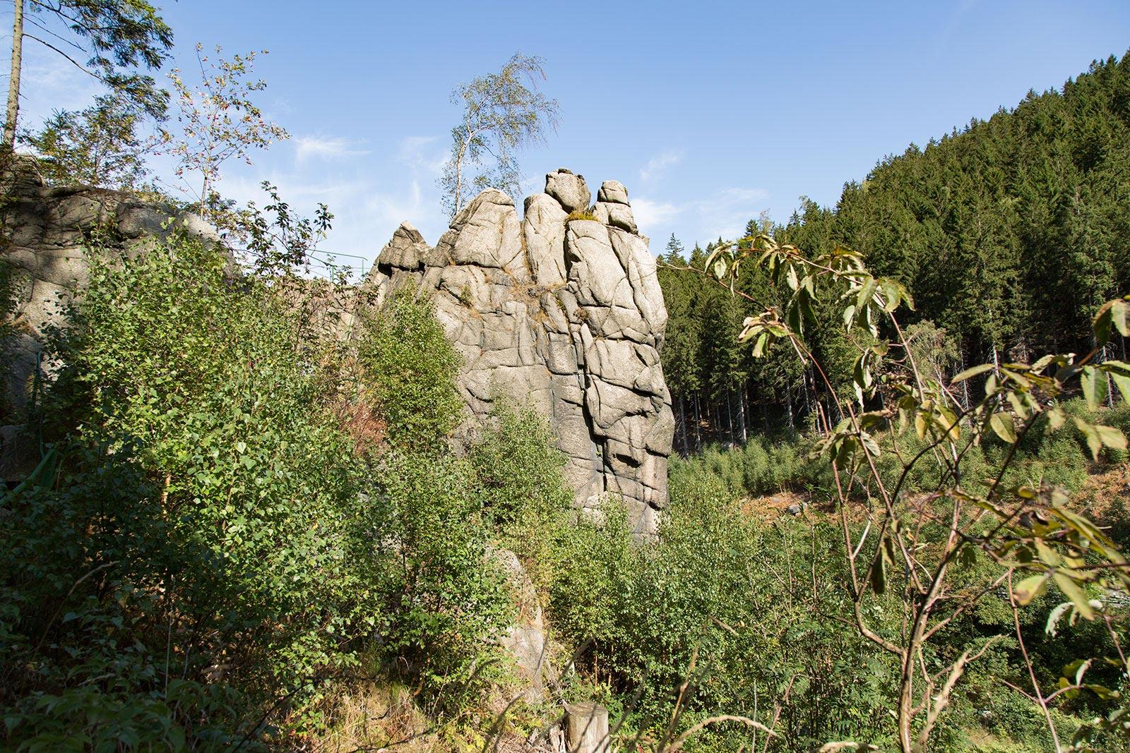 Okertal im Harz