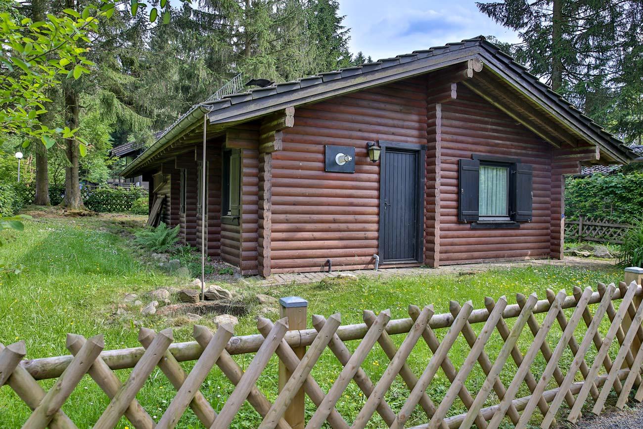 Kaminhaus 46 im Ferienpark Waldsee