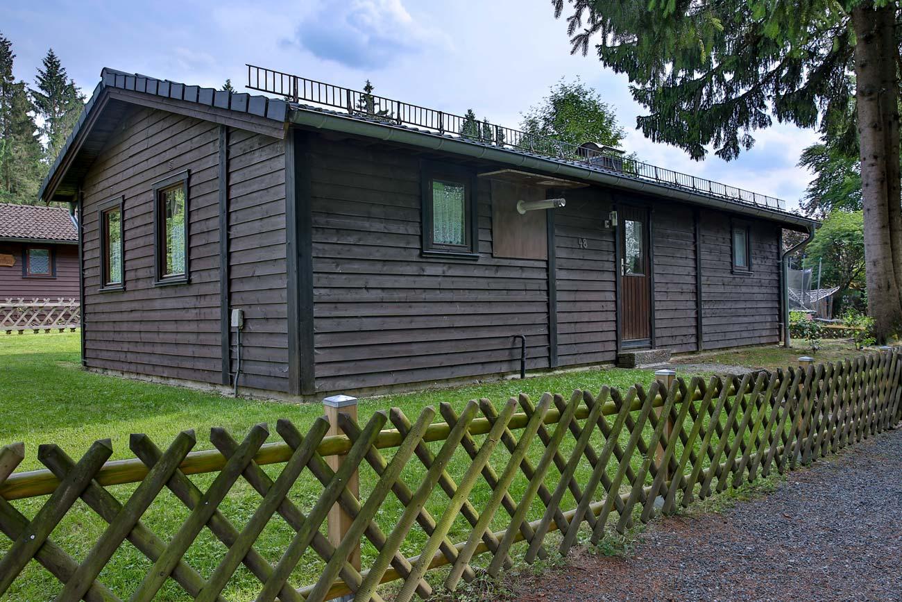 Kaminhaus 48 im Ferienpark Waldsee
