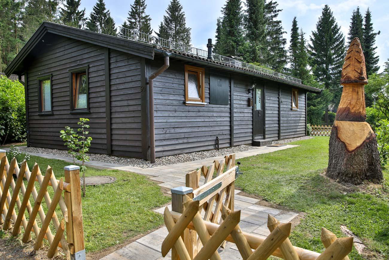Kaminhaus 50 im Ferienpark Waldsee