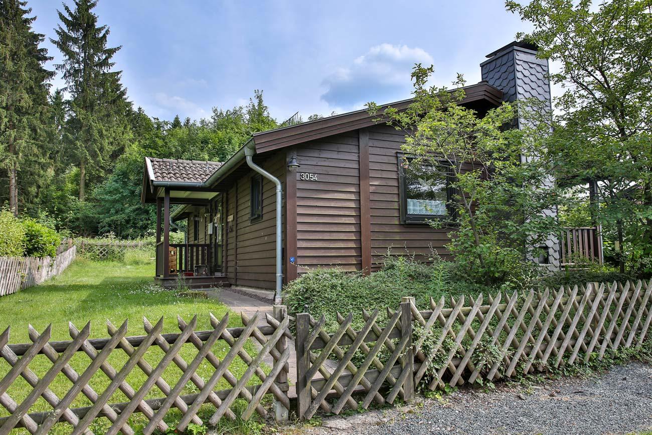 Kaminhaus 54 im Ferienpark Waldsee