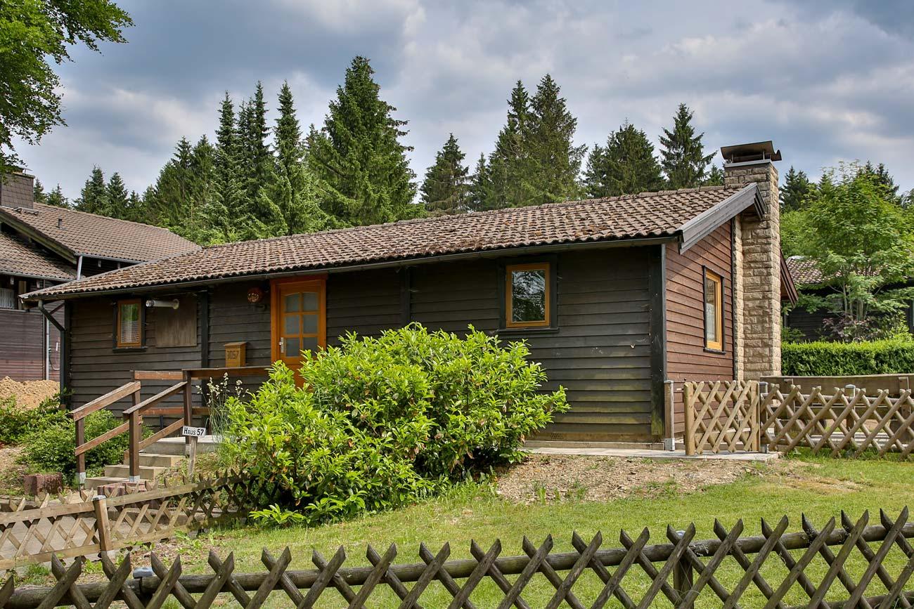 Kaminhaus 57 im Ferienpark Waldsee