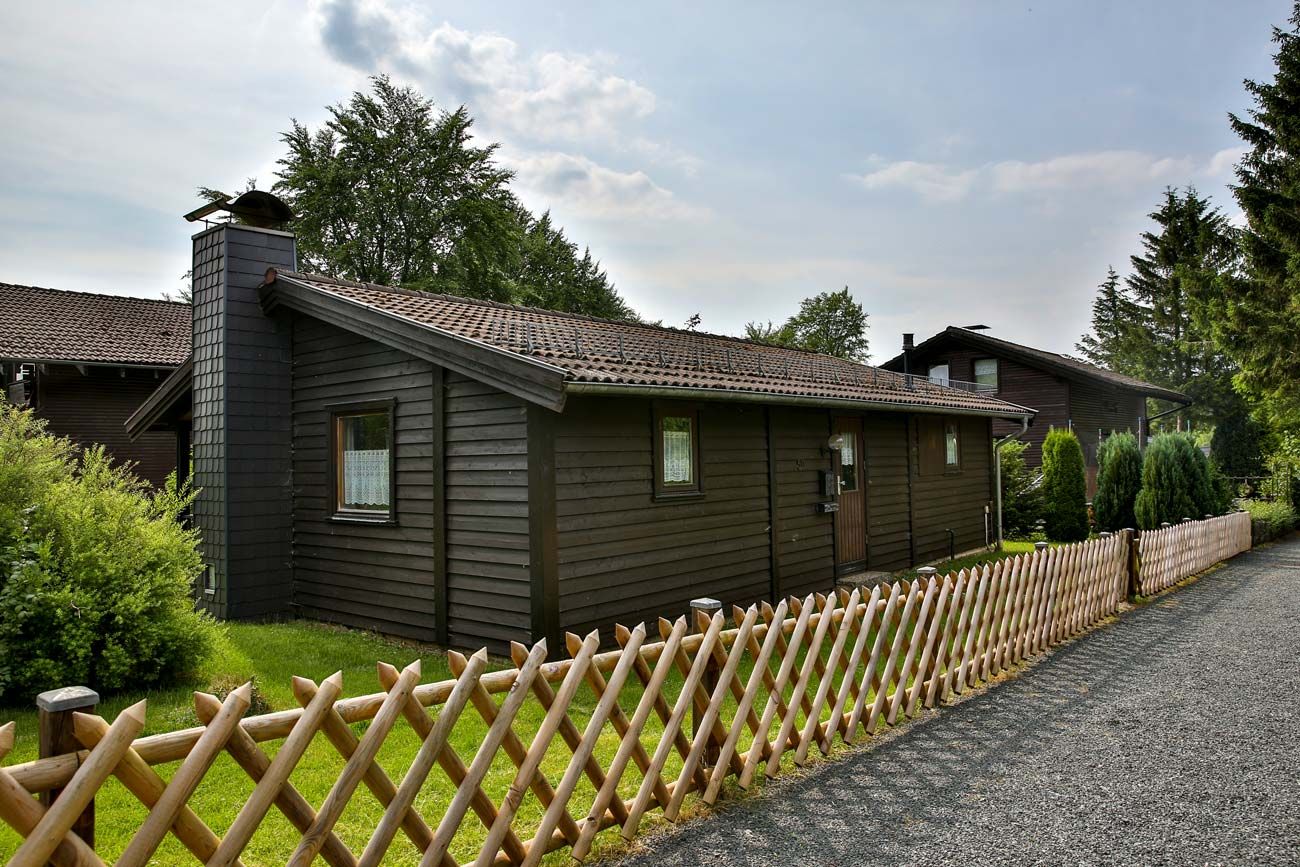 Kaminhaus 59 im Ferienpark Waldsee