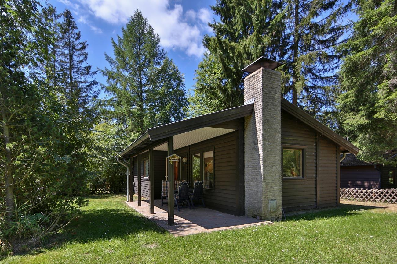 Kaminhaus 37 im Ferienpark Waldsee