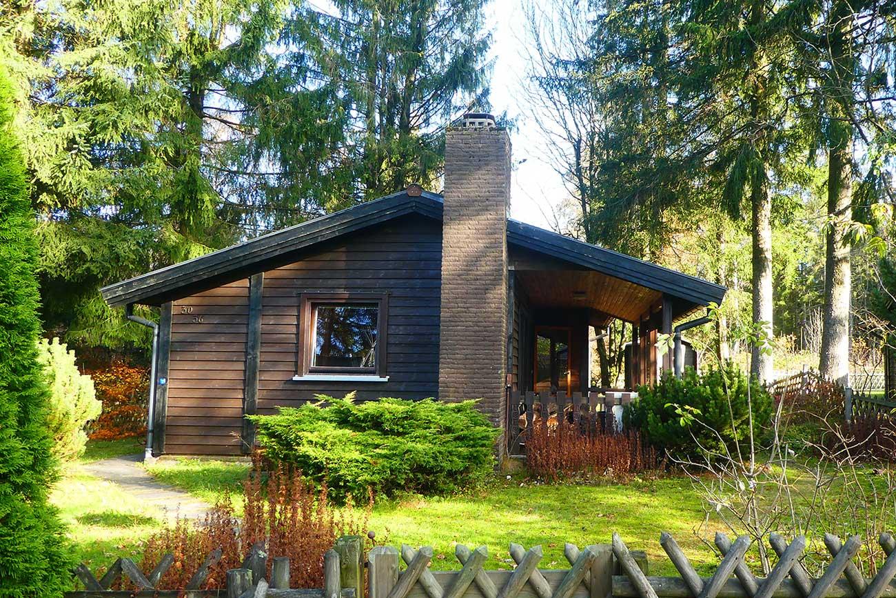Kaminhaus 56 im Ferienpark Waldsee